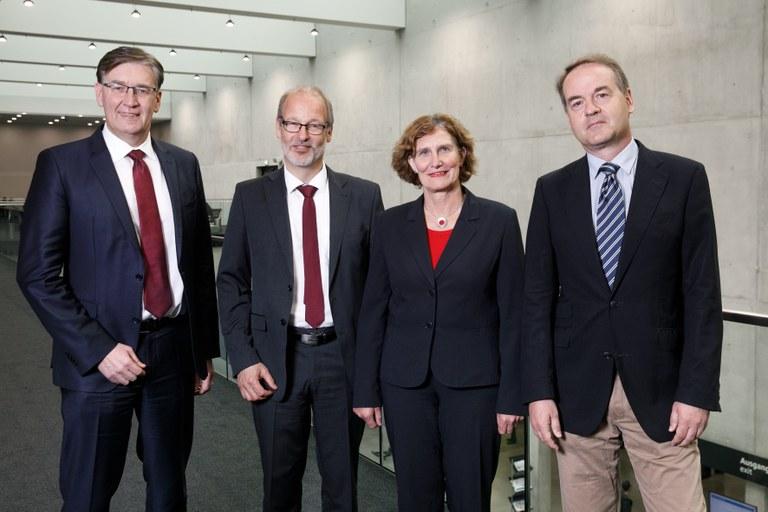 Bokemeyer, Hoffmann, de Wit, Tamm