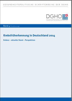Band 4 - Krebsfrüherkennung 2014.